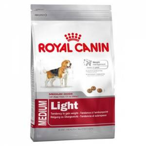 Royal Canin сухой д/собак против ожирения Медиум Лайт 13кг