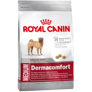 Royal Canin Сухой корм для собак Royal Canin Медиум Дермакомфорт , Medium Dermacomfort