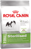 Royal Canin Икс-Смолл Стерилайзд Эдалт, X-Small Sterilised