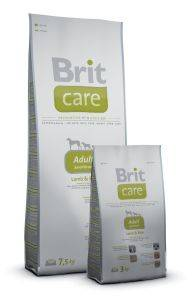 Brit Care adult small сухой д/собак малых пород 3кг