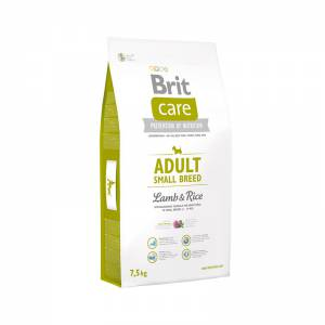 Brit Care adult small сухой для собак малых пород