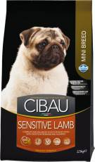 CIBAU SENSITIVE LAMB MINI (Сибау сенситив мини с ягненком)