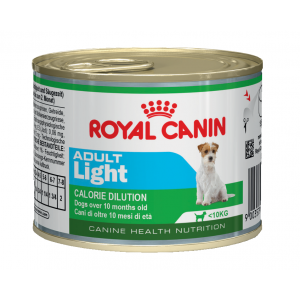 Royal Canin Эдалт Лайт Мусс 0,195, Adult Light