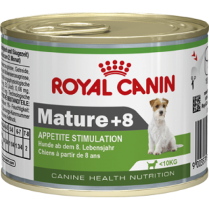 Royal Canin Матюр 8+ Мусс 0,195, Mature +8