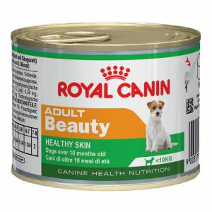 Royal Canin Эдалт Бьюти Мусс 0,195, Adult Beauty