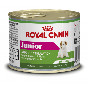 Royal Canin Юниор Мусс 0,195, Junior